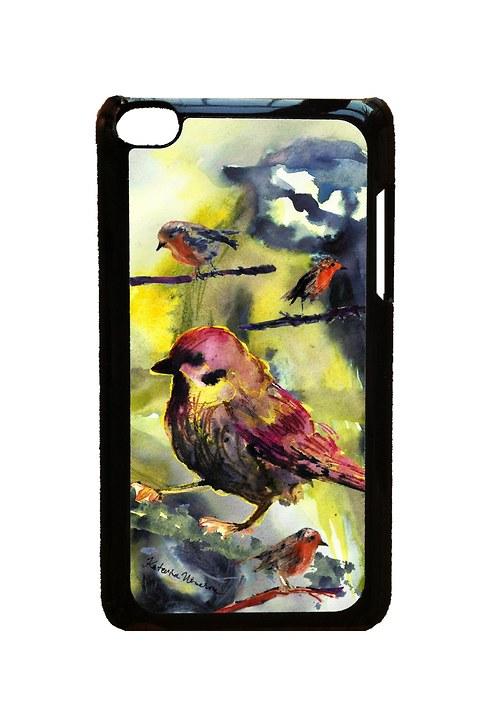 Ptačí -Ipod 4 Obal