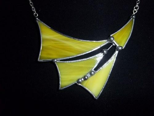 Žlutá elegance