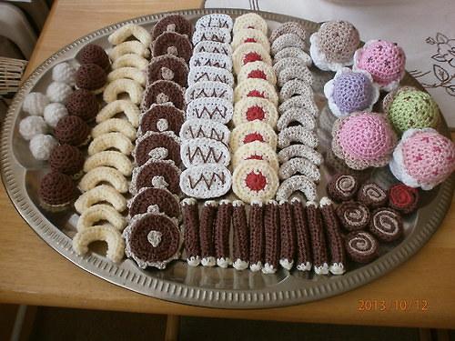 Háčkované cukroví