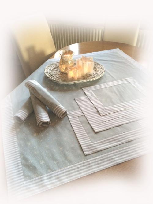 NOVINKA 7-ti dílná zimní sada pro Váš stůl