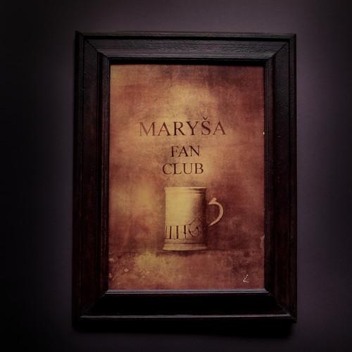 Foto - grafický obraz Maryša