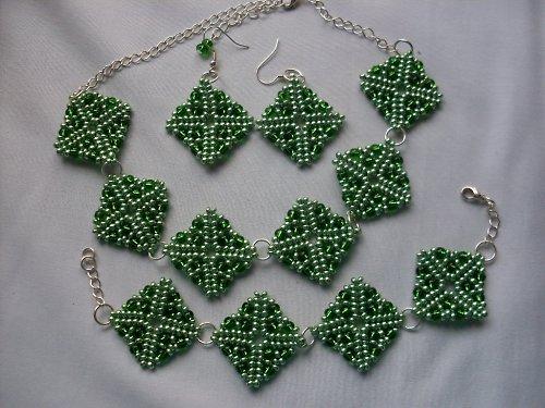Zelené čtverce
