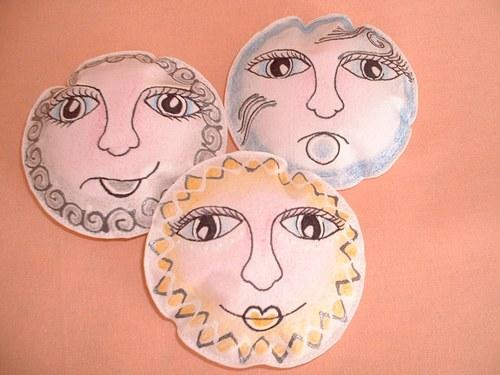 Měsíčník,Slunečník,Větrník