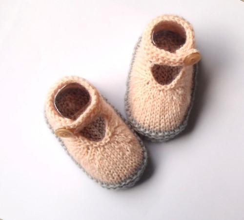 Papučky sandálky pro miminko
