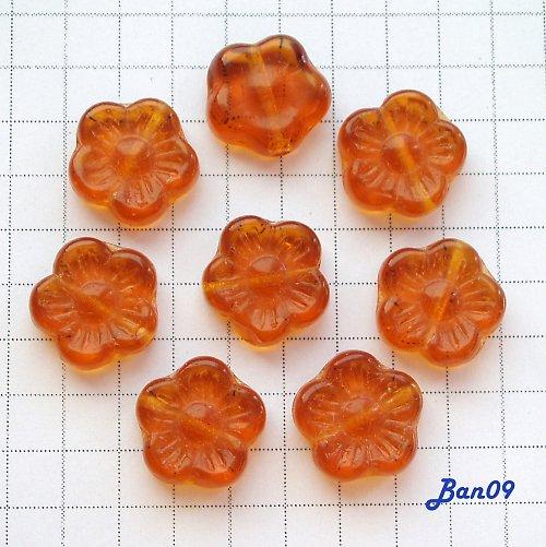 Medové kytičky