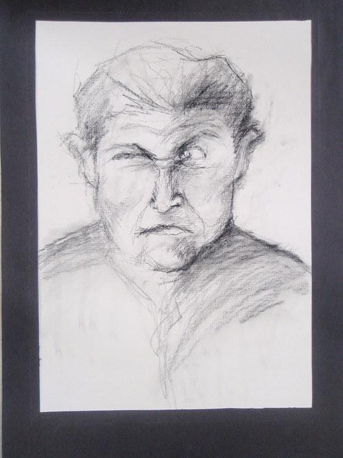 Portrét kressba