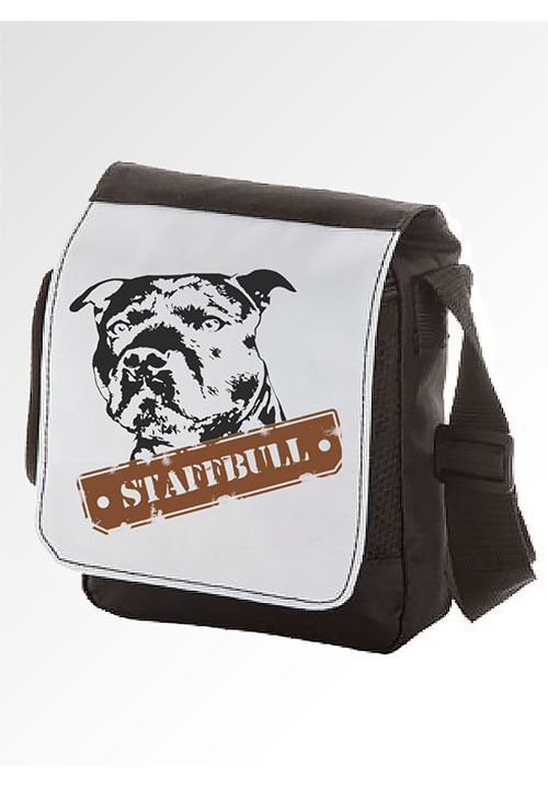 Crossbody taška - STAFFBULL STAMP
