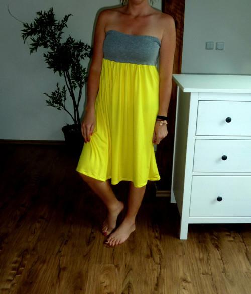 Hello sukně/šaty  2v1 - jiné barvy na přání