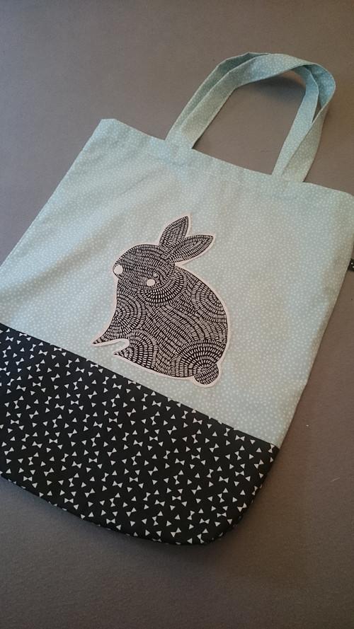Velikonoční taška na pomlázku