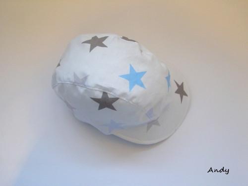 kšiltovka - mega hvězdy