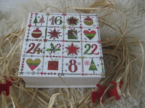 Krabička na dáreček.....