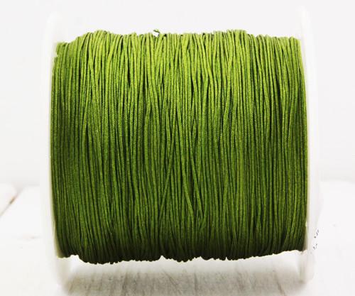 20m 65 22yrd Army Zelená Nylon Kabel Makramé Vlákn