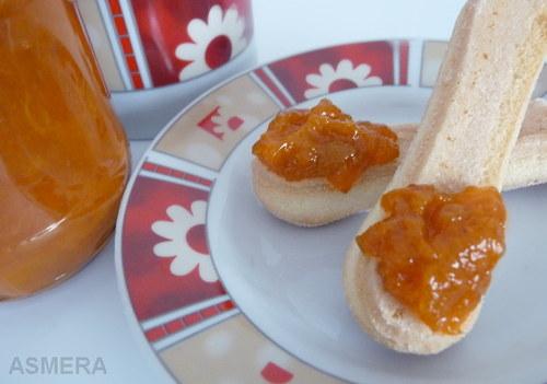 Meruňkový džem, 390 gramů