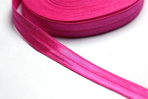 Lemovací guma sytě růžová 1m