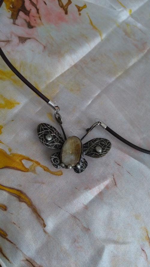 Motýl citrínkový