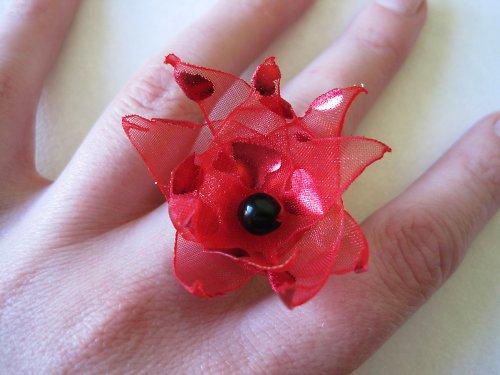 Valentýnský prstýnek