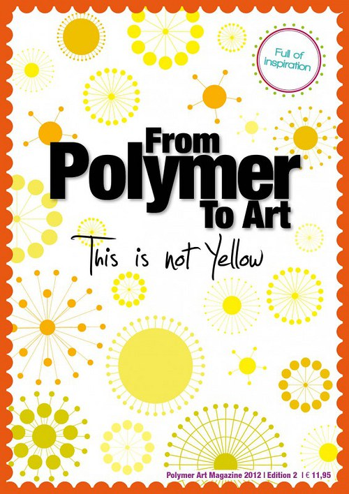 From Polymer to Art - Yellow / časopis