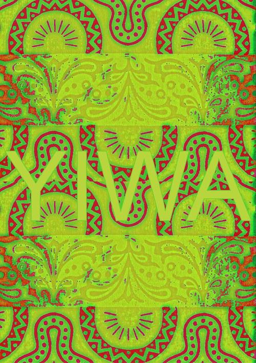 """Inka neon \""""green\"""" - Scrapbook papír A4 250 gr"""