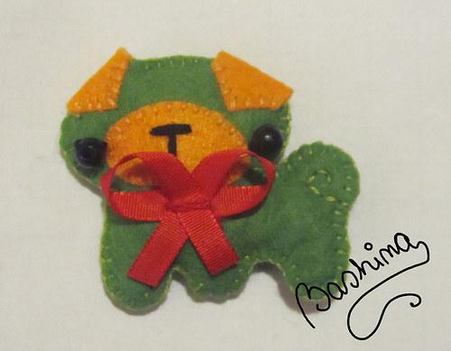 zelený mops:)