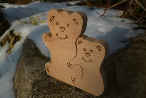 Dřevění Méďové