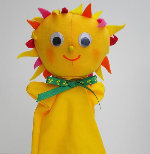 Maňásek Sluníčko