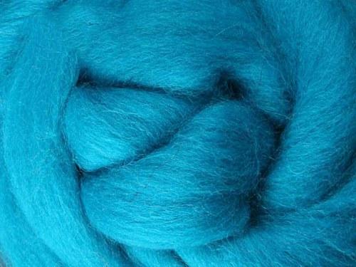 Česanec Merino Turquoise 20 g