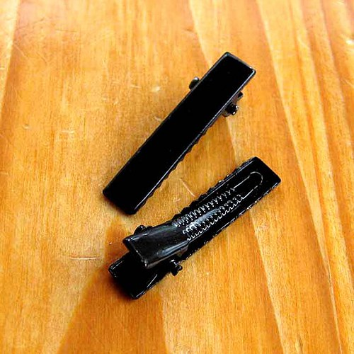 Aligátor 35mm - Černý