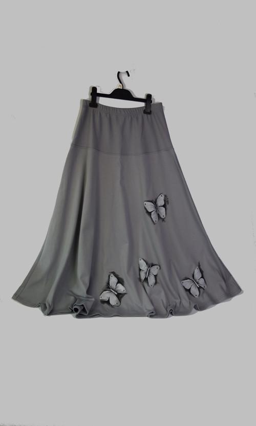 Sukně motýlci