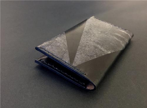 Cardboy - Malá kožená peněženka a pouzdro na karty
