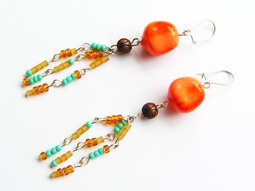 Oranžové chobotničky
