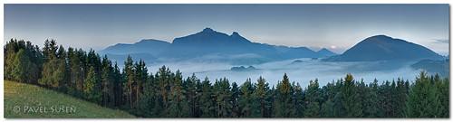 Blue mountains II.