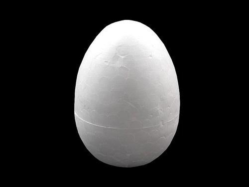 19371 EPS výlisek polystyrénový - vejce 60mm