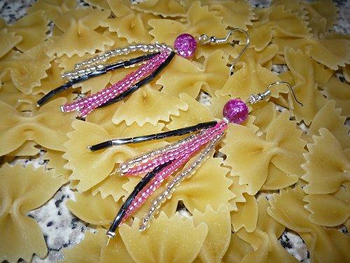 Růžové chobotničky