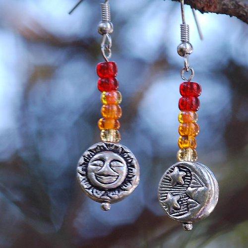 Slunečník a měsíčník