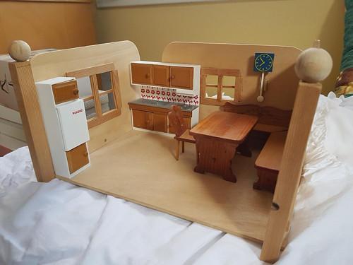 Pokojíček pro panenky