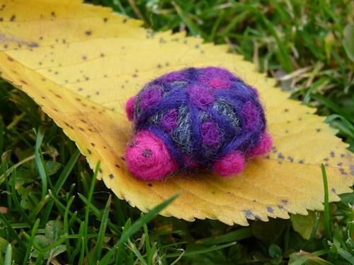 Jůlinka - želví slečna - talisman pro štěstí