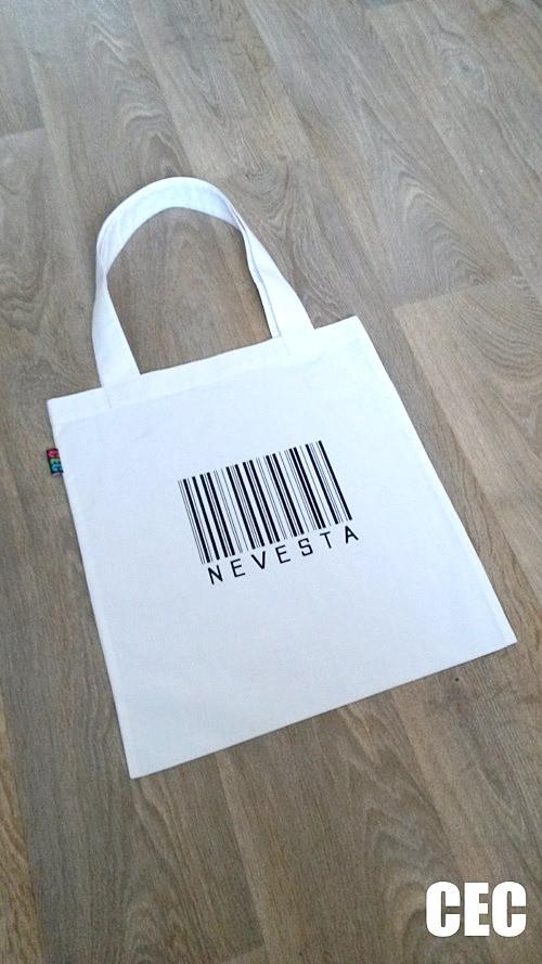 Bride nákupní taška