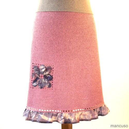 sukně s hedvábným volánem   Zboží prodejce mancuso  295288dd30