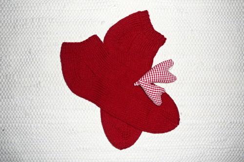 Ručně pletené ponožky č.54.... ...   vel. 40