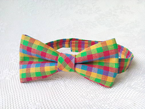 Bow tie for kids (clown)