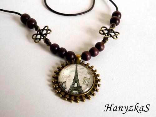 Náhrdelník: Paris 1889