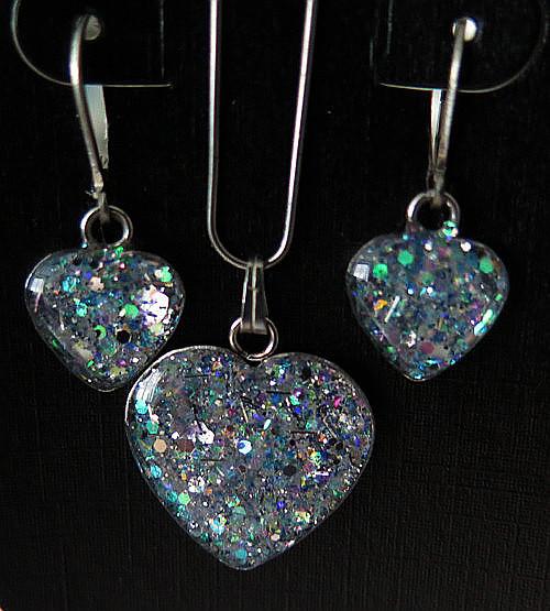 Stříbrná srdce