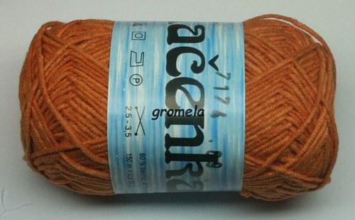 Kačenka 7174 (oranžovohnědá)
