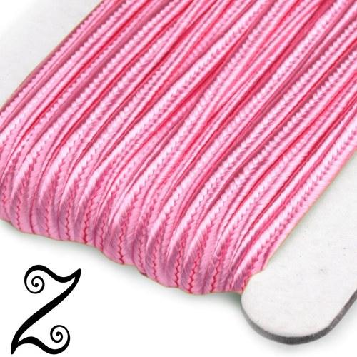 Sutaška, candy pink, 3 mm (1m)
