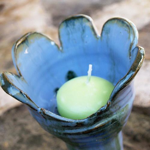 Atypický svícen s hendikepem-velká sleva