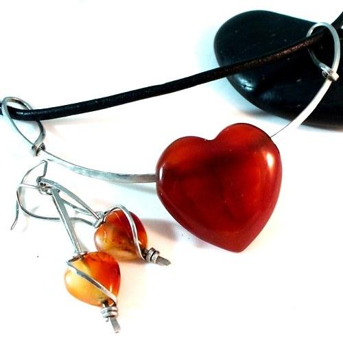 Náhrdelník - Od Valentýna