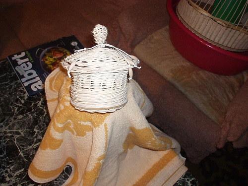 pagodka s víčkem-kulatá