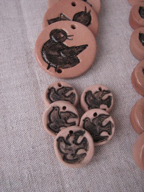 Komponenty pro ptačí zvonkohru prodej v sadě 27 ks
