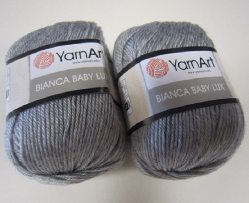 BIANCA BABY LUX barva 364 tmavě šedá