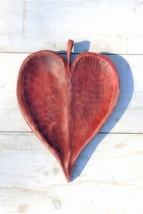 Vzkaz z lásky lipový bordo